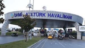 Atatürk Havalimanı'nda 2019 otopark ücretleri belli oldu