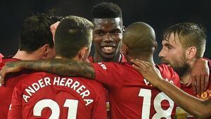 Manchester United çıkışta
