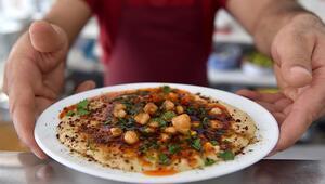 Humus nasıl yapılır Sade ve pastırmalı humus tarifi