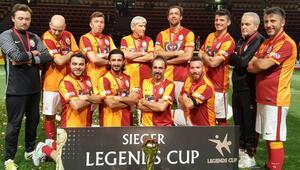 Galatasaraylı veteranlar, Almanyada şampiyon