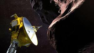Yeni Ufuklar, Güneş Sisteminin keşfi için alçalıyor