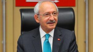 CHP Genel Başkanı Kılıçdaroğlu'nun yeni yıl mesajı