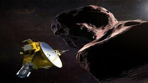 NASA'nın uzay aracı Güneş Sistemi'nin en uzak noktasındaki alçak uçuşunu gerçekleştirdi