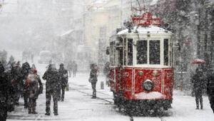 Meteorolojiden son dakika hava durumu tahminleri | İstanbul için kar uyarısı yapıldı