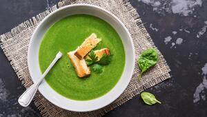 Tadına Doyulmaz Vitamin Deposu: Sütlü Ispanak Çorbası