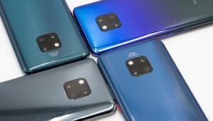 Huawei Mate 20 Pronun yeni modelleri ilk kez görüntülendi