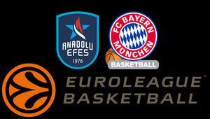 Anadolu Efesin konuğu Bayern iddaada öne çıkan tercih ise...