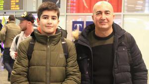 Mozart ödüllü Ali İnsan, saygı albümü için Türkiye'ye uçtu