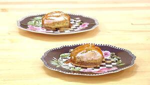 Bisküvili elmalı pasta nasıl yapılır Bisküvili elmalı pasta tarifi