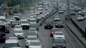 Antalya araç sayısında 4üncü sırada