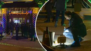 Flaş gelişme Ankarada panik anları Kafede bulunanlar kaçmaya başladı