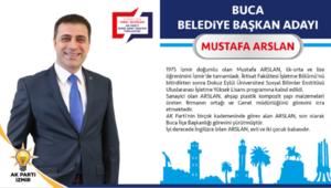 İzmir Buca Belediye Başkan Adayı Mustafa Arslan kimdir