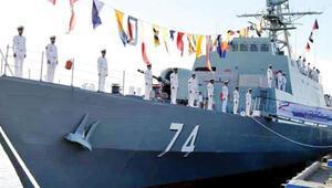 İran Atlantik'e savaş gemisi yolluyor