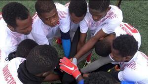 Türkiyedeki ilk Afrikalı futbol kulübü, lisans yanıtı bekliyor