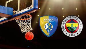 BC Khimki Fenerbahçe Beko Euroleague maçı bu akşam saat kaçta hangi kanalda canlı olarak yayınlanacak