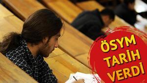 YDS başvuruları ne zaman başlayacak 2019 YDS sınav tarihleri