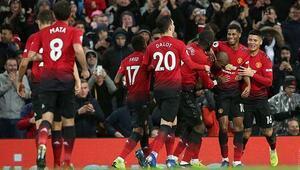 Manchester Uniteda Solskjaer dokunuşu