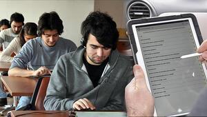 Ehliyet sınavı haftanın 7 günü gerçekleştirilecek Ehliyette e-sınav dönemi