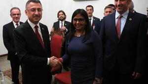 Cumhurbaşkanı Yardımcısı Oktay duyurdu: İş insanlarına çok önemli çağrı