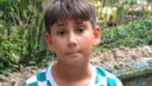 Öğrenci servisinin çarptığı Mehmet Can kurtarılamadı