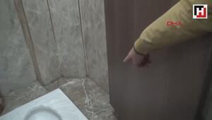 Bir haftalık bebek otogar tuvaletinde bulundu