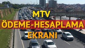 GİB MTV borç sorgulama ve ödeme işlemi nasıl yapılır