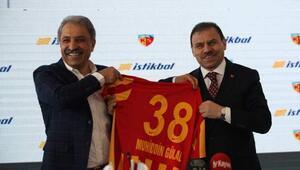 İstikbal, Kayserispora isim sponsoru oldu
