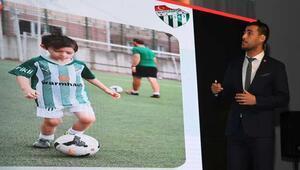 Bursaspor Yardımcı Antrenörü Erdoğan: Avrupada öncüyüz
