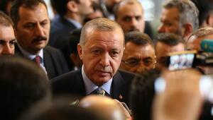 Cumhurbaşkanı Erdoğandan kritik güvenli bölge açıklaması