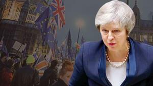 Brexit depremi... Tarihi hezimet