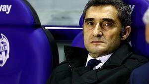 Valverde Barcelonada devam edecek