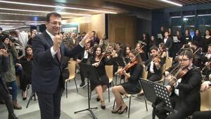 Ekrem İmamoğlu: Bu şehrin 1 Nisandan itibaren vefalı bir belediye başkanı olacak