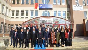 Kırşehirde 41 bin 260 öğrenci karne aldı