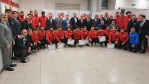 Sporla Kal Sultanbeyli Projesinin tanıtımı yapıldı