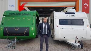 Vasiyetini duyan şaştı kaldı Fotoğraftaki o karavana dikkat…