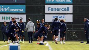 Fenerbahçede Bursaspor maçı kadrosu belli oldu