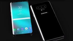 Samsung Galaxy S10 ile 1 TB depolama alanı hayatımıza giriyor