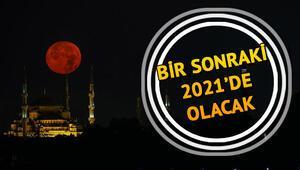 Ay tutulması ne zaman Türkiyeden görülecek mi