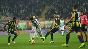 Fenerin çilesi bitmiyor Bursada son dakika şoku...