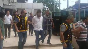 Bursa Adliyesi karıştı Polis biber gazıyla ayırdı