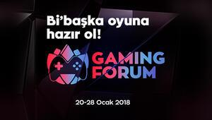 Oyun dünyası ikinci kez İstanbulda buluşacak