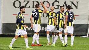 F.Bahçe, seyircisiz maçta Ümraniyespor ile karşı karşıya