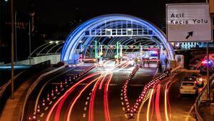 Avrasya Tünelinden 2018 yılında 17,5 milyon araç geçti