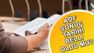 Anadolu Üniversitesi sonuçları açıkladı İşte AÖF sınav sonuçlarını merak edenler için son durum