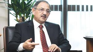 Mehmet Özhaseki: Mahalle kültürünü geri getireceğiz