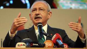 Kılıçdaroğlu Bursa aday tanıtım toplantısında konuştu