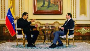 Dünya bu röportajı konuşacak... Madurodan CNN TÜRKe çarpıcı açıklamalar