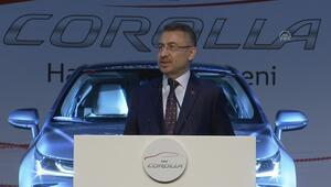Cumhurbaşkanı yardımcısı Oktaydan Hibrit otomobil açıklaması
