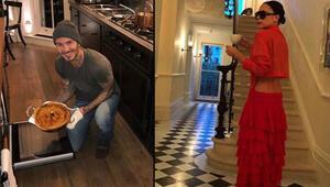 İşte Victoria- David Beckham çiftinin evi