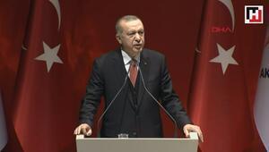 Cumhurbaşkanı Erdoğan: SMA hastalığının tüm türlerine ait ilaçların geri ödeme listesine aldık